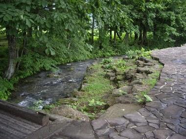木流川遊歩道