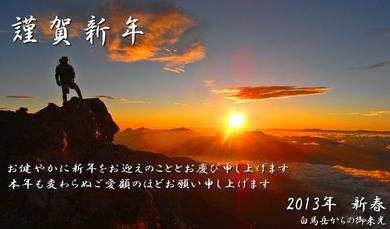 2013新春
