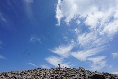 東篭の塔山
