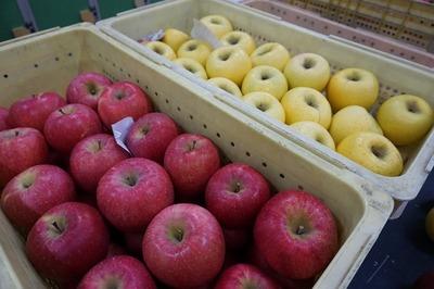 リンゴはいかが?