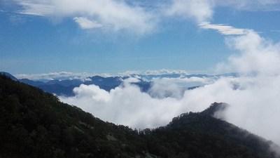 小蓮華山登山
