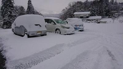 3月の大雪