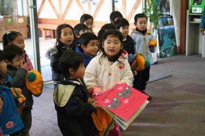 白馬幼稚園園児2