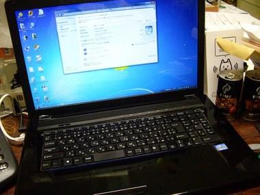 NEWパソコン