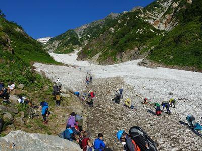 白馬岳登山2018